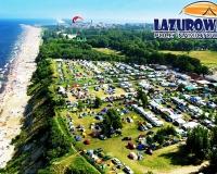 Lazurowe - Pole Namiotowe & Camping