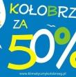 Kolejna akcja Kołobrzeg za 50% - 4-6 kwietnia 2014