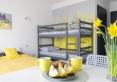 Pokój rodzinny z łóżkiem piętrowym 2+2