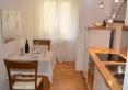 Apartament Przystań Mickiewicza 2, kuchnia