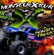 Monster X Tour  pokaz