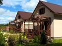Dwa domki w Salinku