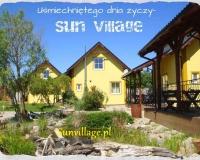 Domki letniskowe caloroczne Sun Village