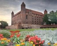 Zespół Zamkowo-Pałacowy Zamek Gniew