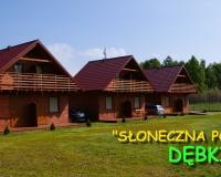 Domki Letniskowe - SŁONECZNA POLANA
