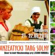 XII Hanzeatycki Targ Solny - 21-22 maja 2016