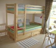 łóżko piętrowe 200x90