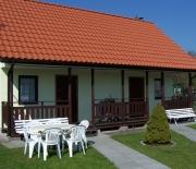 Nowy domek- widok z zewn.