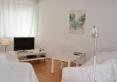 Apartament Przystań Mickiewicza 2, salon